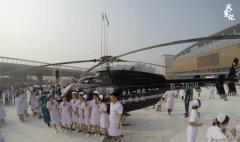 全球最大医院在中国,配备直升机天天就像春运