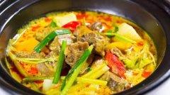 今日菜谱——浓汤咖喱牛腩火锅