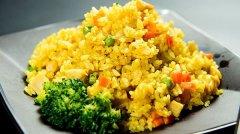 今日菜谱——咖喱炒饭